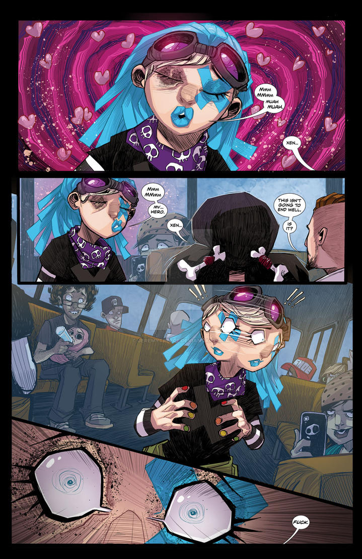 I'm So Goth! pg. 020 by JeremyTreece