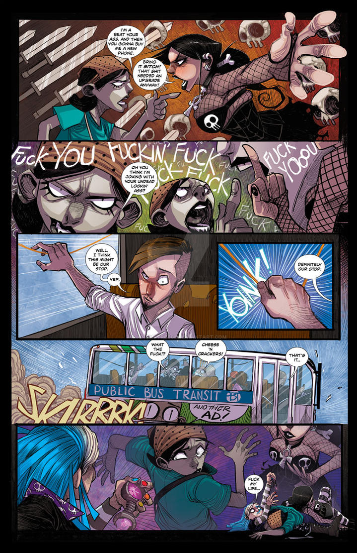 I'm So Goth! pg. 023 by JeremyTreece