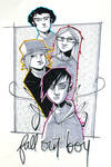 Fall Out Boy Markers