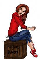 Scarlet by Murbur14