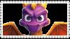 Spyro Stamp by oAzuLJo