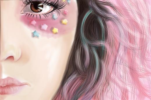 Put stars in their eyes by flexi-joe