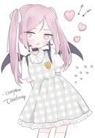vampire girl by rota-ko