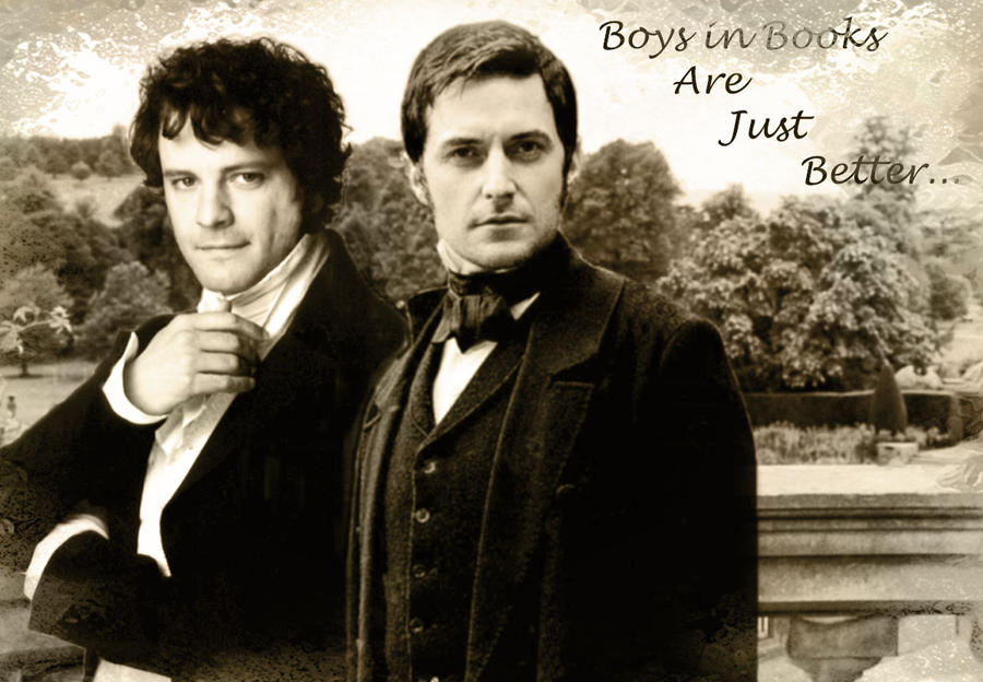 If Mr Thornton meets Mr Darsy by Cara2003