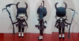 Dead Master Papercraft Download by goncalo-neto