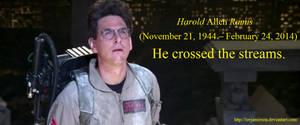 Harold Ramis, Rest in peace.