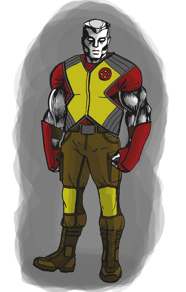Colossus Redesign by toekneearrows