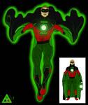 Green Lantern Redesign:  Alan Scott