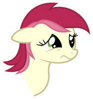 Roseluck - Sad by bobsicle0