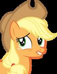 Applejack - Nervous