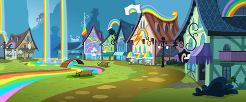 [2000+ Pageview Special]  Rainbow Falls