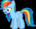 Rainbow Dash - What