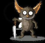 Creepypasta: Mr. Widemouth