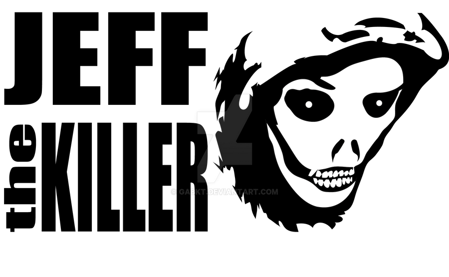 Attack of Jeff the Killer: Run for your life LOGO by GabKT
