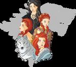 ASOIAF - Sansa Stark