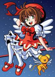 Cardcaptor Sakura by GabKT