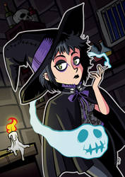 Thanatia the Witch