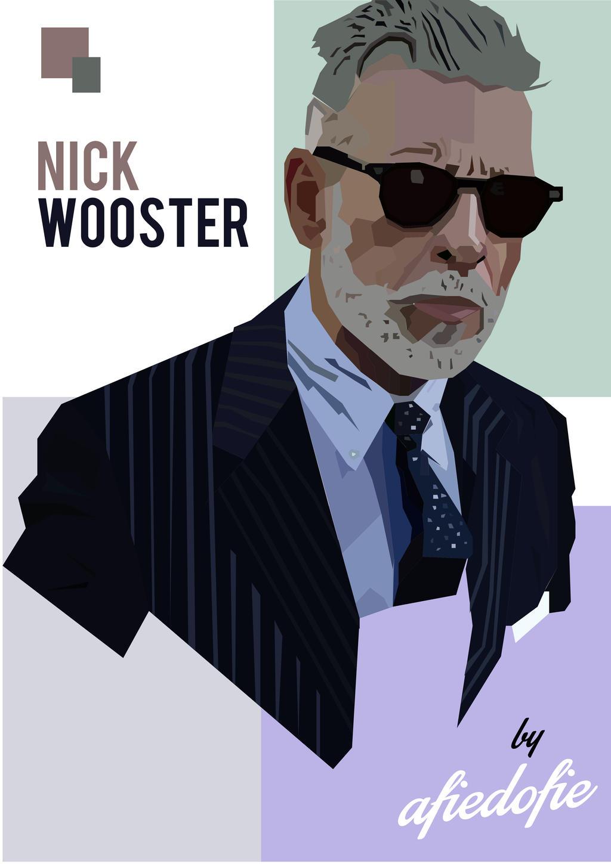 NICK WOOSTER WPAP by afiedofie