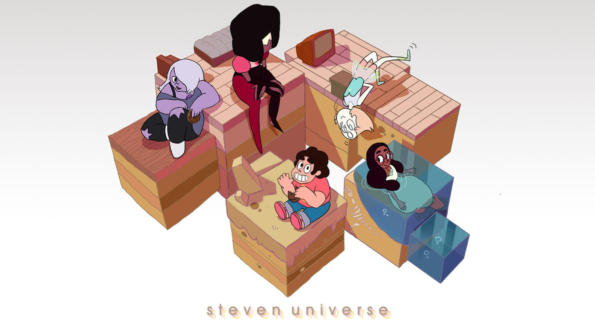 Steven Universe Wallpaper By Chung Sae