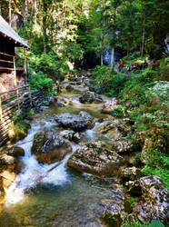 Austria waterfallz