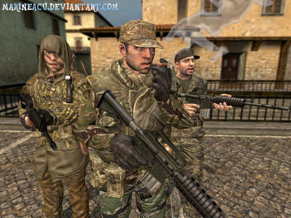 sog soldier Gallery