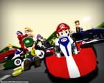 Mario: Wrong league, guys...