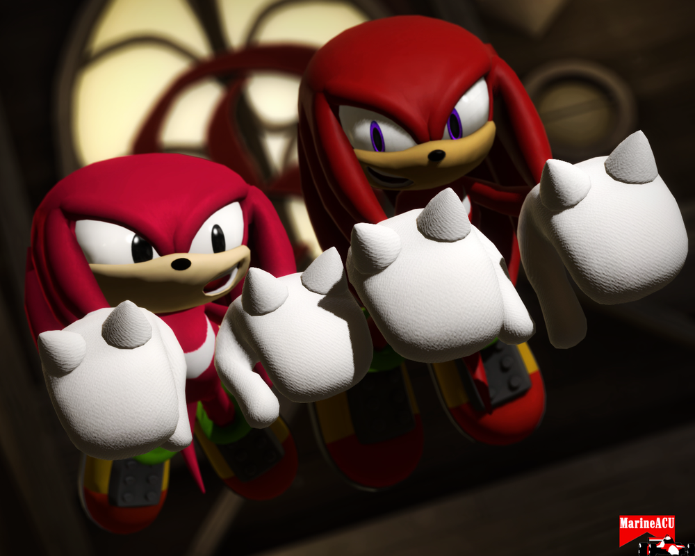 20 Years of Knuckles by MarineACU