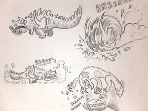Radobaan Doodles
