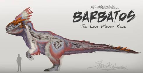 Barbatos, The Loud Mouth King