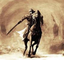 Arab Tension by MEYERanek