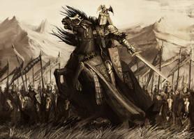Questing Knight 02 by MEYERanek