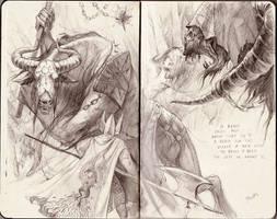 warhammer fanart by MEYERanek
