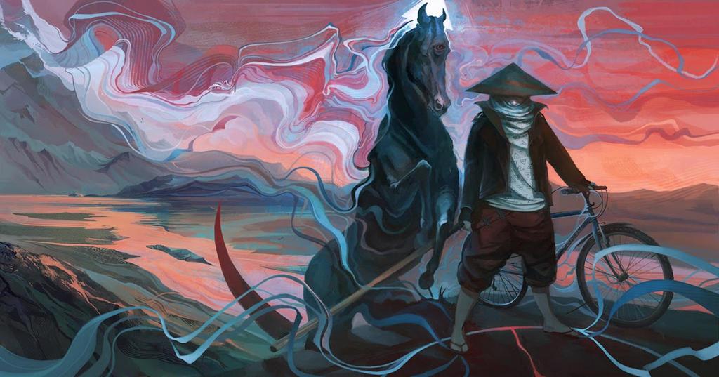 Ninja in Consciousland by MEYERanek