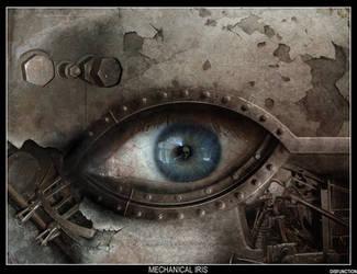 Mechanical Iris by disfunction