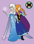 Disney Daria: Sick, Sad, Arendelle