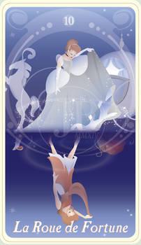 {The Princess Tarot} 'La Fortune: Cinderella'