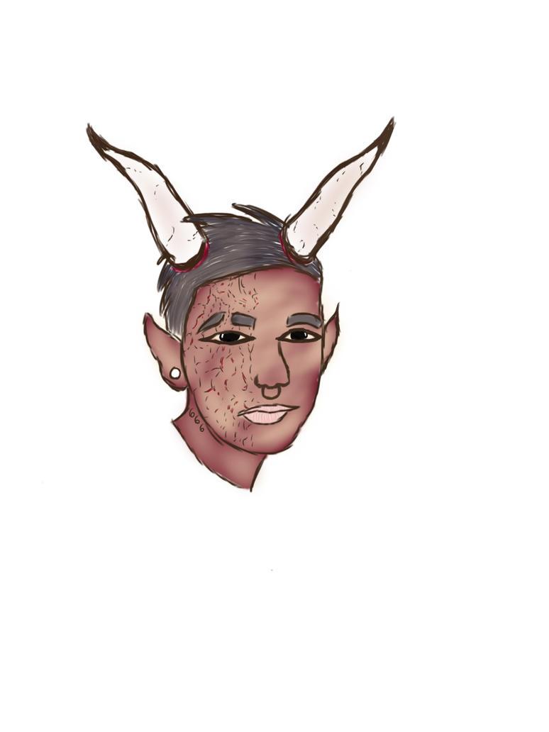 Demon by LuciferHands