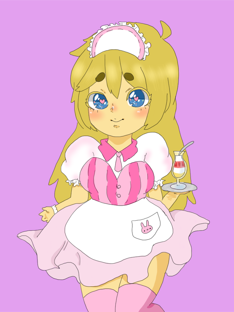 Mugi-chan by Kris-the-Wolf