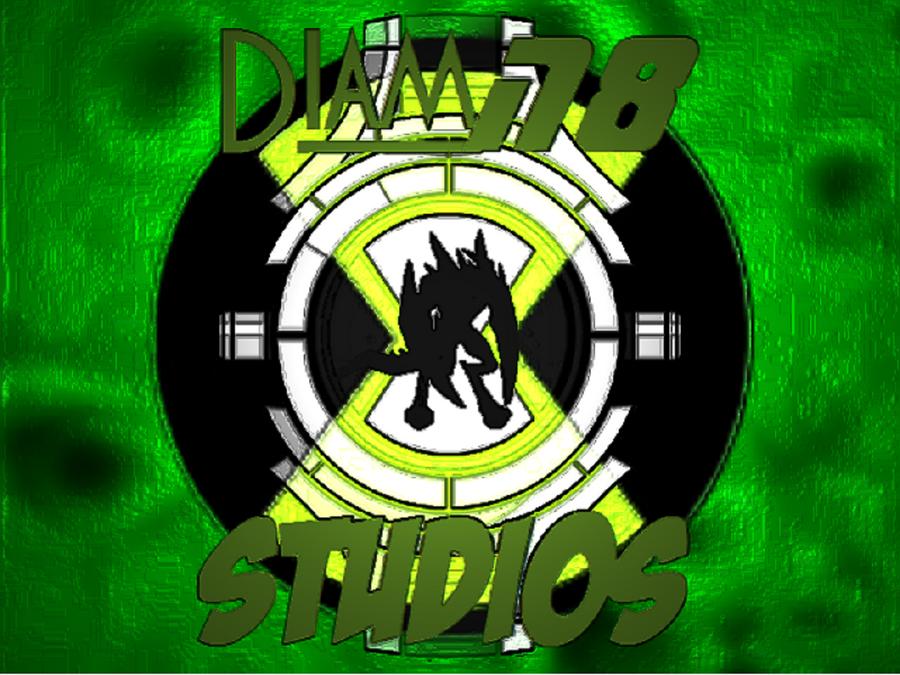 DiamN8 Studios Logo by Wheelz14