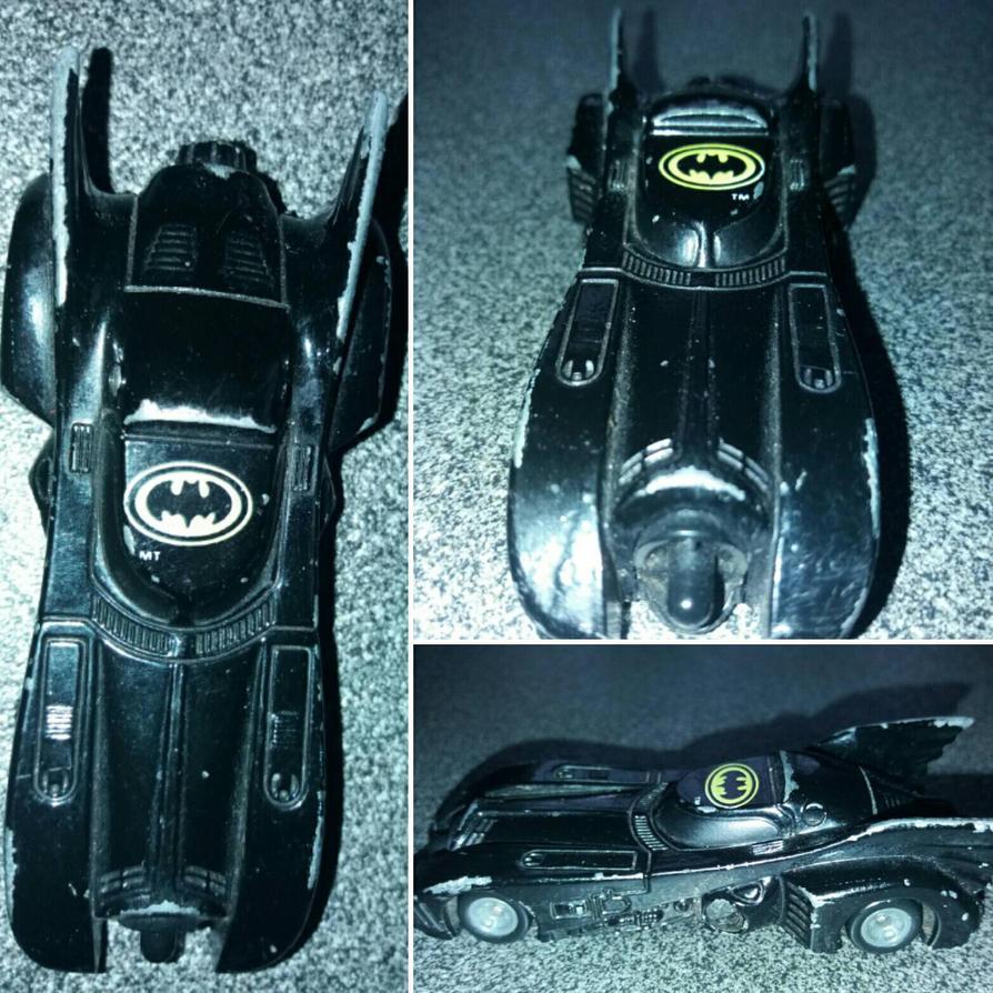 Batmobile by sprytose