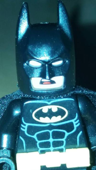 LEGO Batman by sprytose