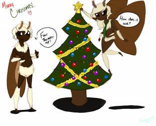 Happy Holidays, rosyautumn! by Disturb-the-Airway