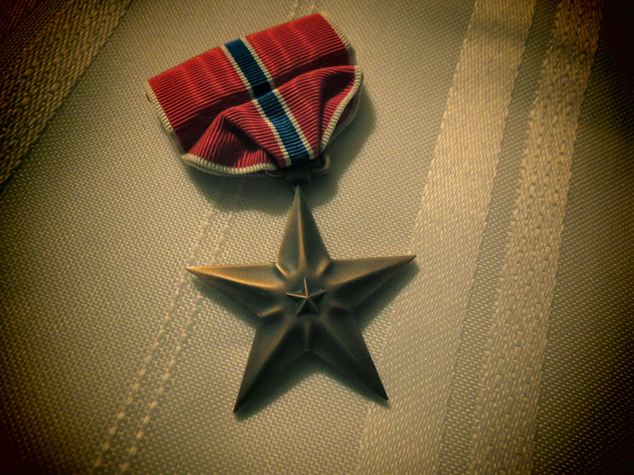 The Bronze Star by Wolfie303