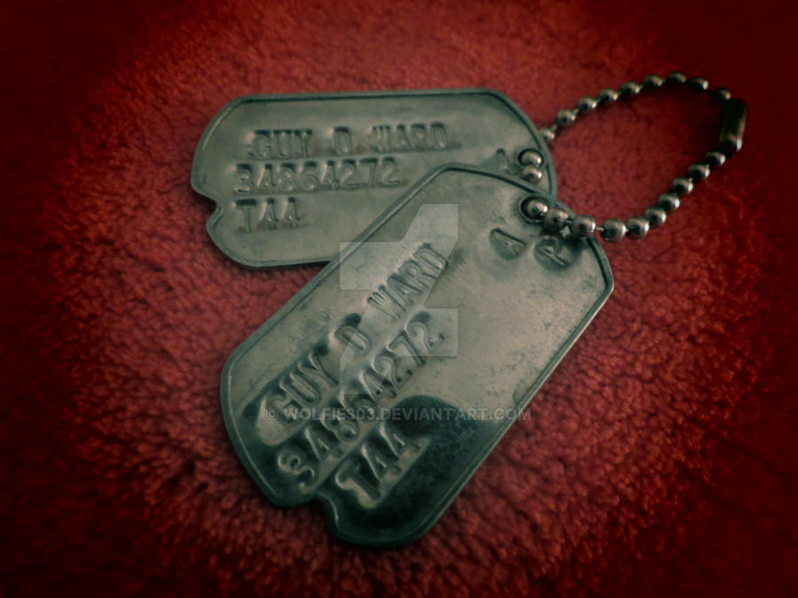 Dog Tags by Wolfie303