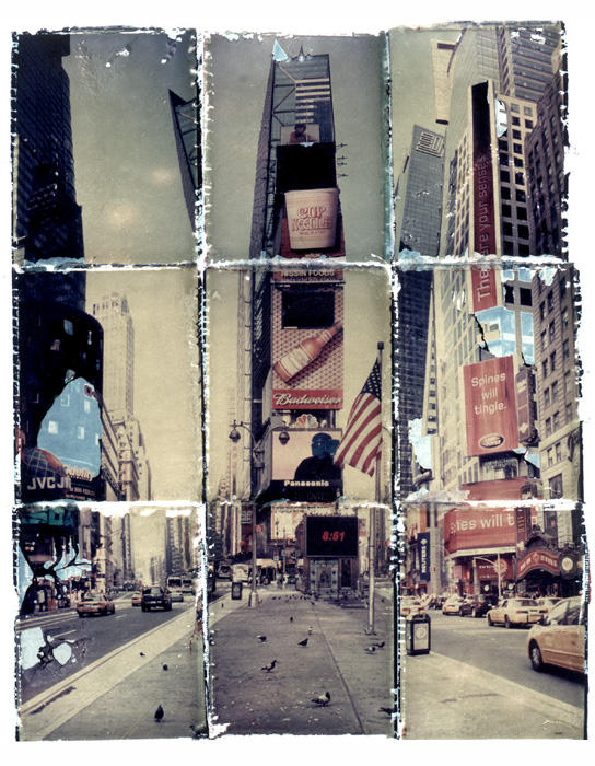 Times Square at 0851 by polasam