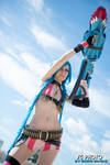 Ae as Jinx From League of Legend