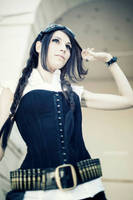Ae as Steampunker by AE-cosplay