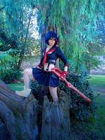 Ae as Ryuko Matoi by AE-cosplay