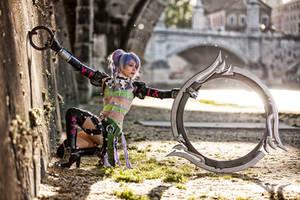 Ae as Tira from Soul Calibur V for Multiplayer.it