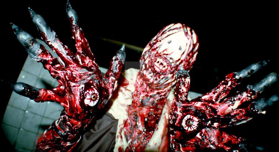 The Pale Man Freddy Krueger2 By Ainsleyferin On Deviantart